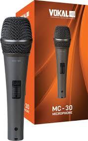 Microfone Vokal Dinâmico MC-30