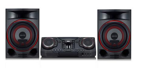 Mini system LG XBOOM CL87 2350w