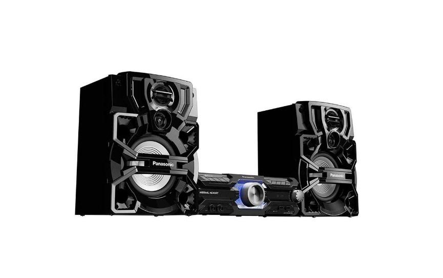 Mini System Panasonic SC-AKX730LBK 3X1