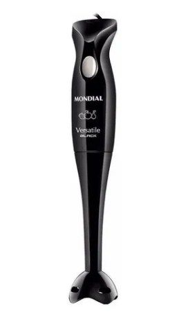 Mixer Mondial Versatile M08 Black 127V