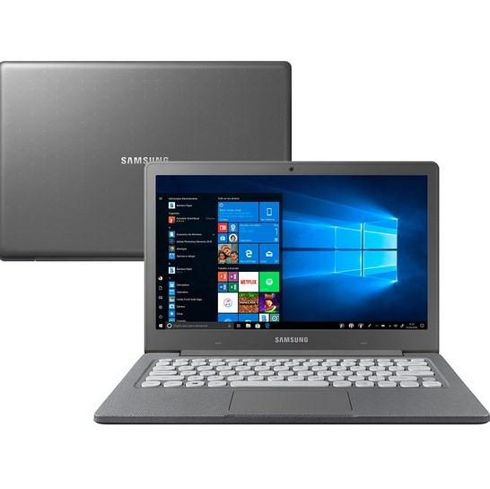 Notebook Samsung NP530 I3 Cel 4GB/64GB W10