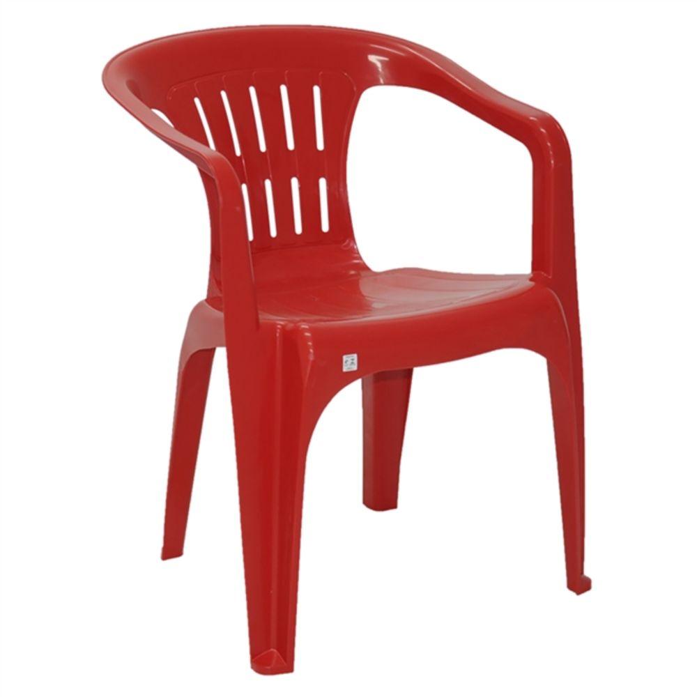 Poltrona Atalaia Vermelho 92210040 Tramontina