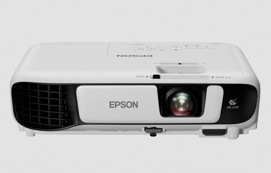 Projetor Epson S41+ Powerlite SVG3300 Lumes Bc