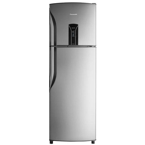 Refrigerador Panasonic NR-BT42BV1XA Inox Inverter 127V 387L