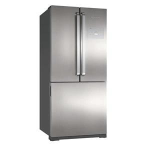 Refrigerador Brastemp BRO80KANA 3P 540L Inox 127V