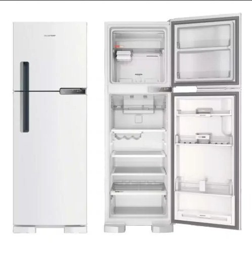 Refrigerador Brastemp BRM44HBANA 2Pts 127V BC