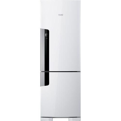 Refrigerador Consul CRE44 Frost Free 397L com Freezer Embaixo  Branca 110V