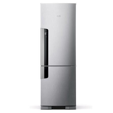 Refrigerador Consul CRE44AKANA Inox 127V
