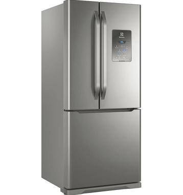 Refrigerador Electrolux DM84X Elux Inox 127v