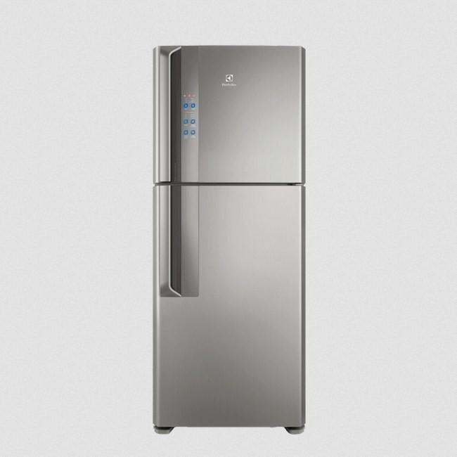 Refrigerador Electrolux IF55S Platinum Inverter 127V