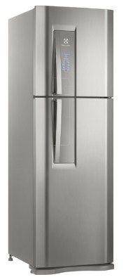 Refrigerador Electrolux DF44S 402L Platinum