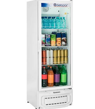 Refrigerador Gelopar GPTU-40 414 Litros Branco 127V