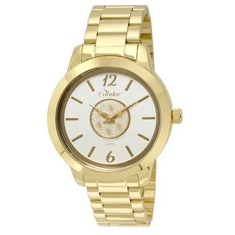 Relógio Condor Feminino CO2035KST/4B Dourado