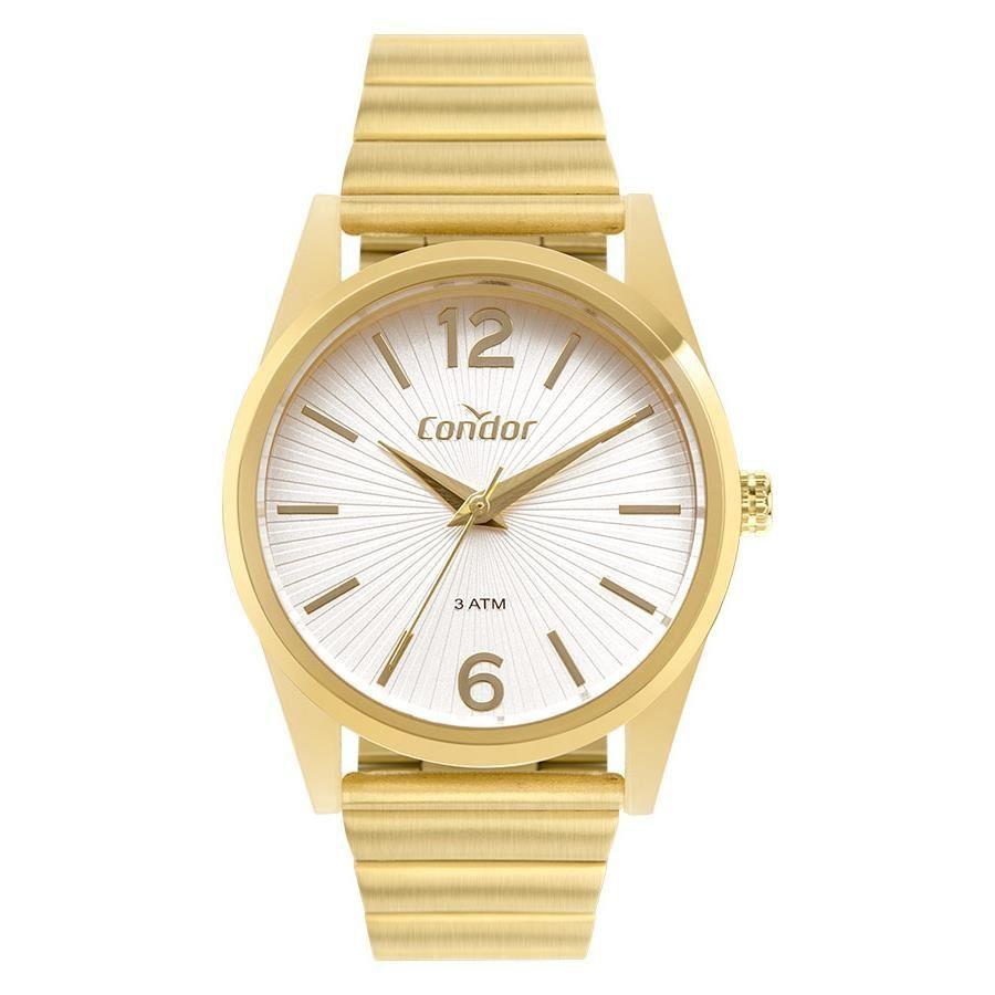 Relógio Feminino Condor CO2035MUR/8D Dourado