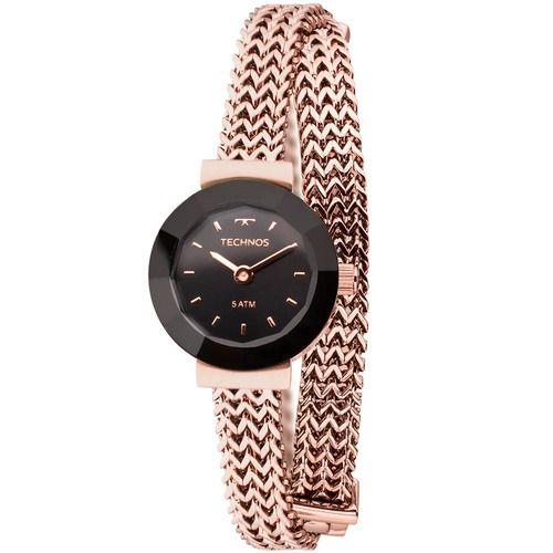 Relógio Feminino Technos Mini 5Y20IR/4P Rosé