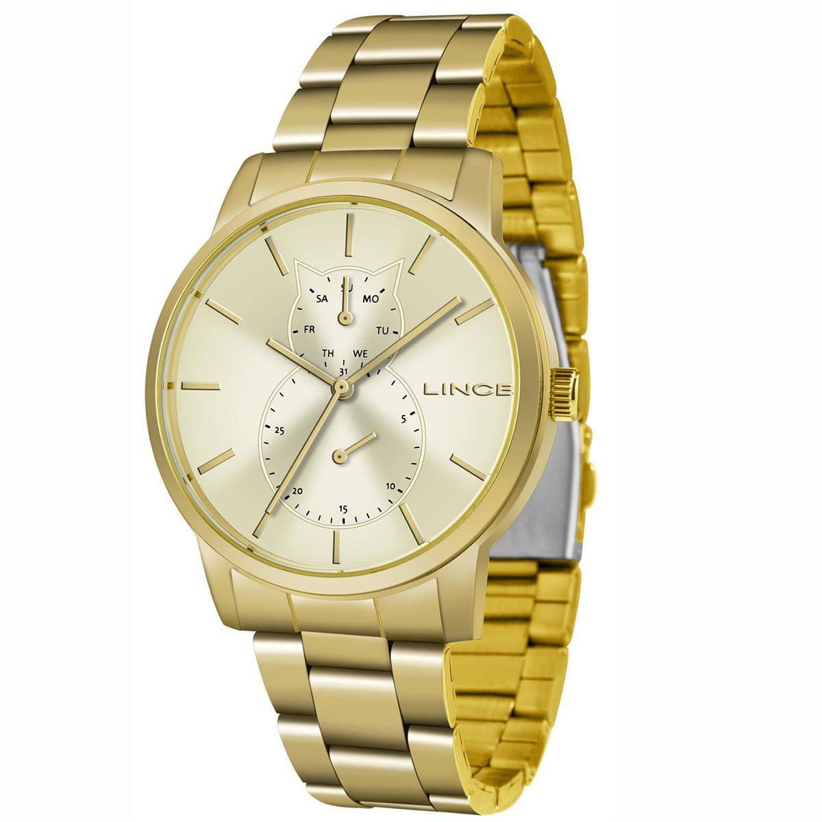 Relógio Lince Feminino LMGJ086L C1KX