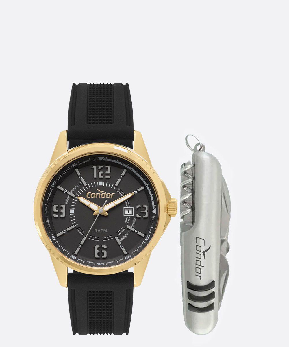 Relógio Masculino Condor CO2115KVIK2P