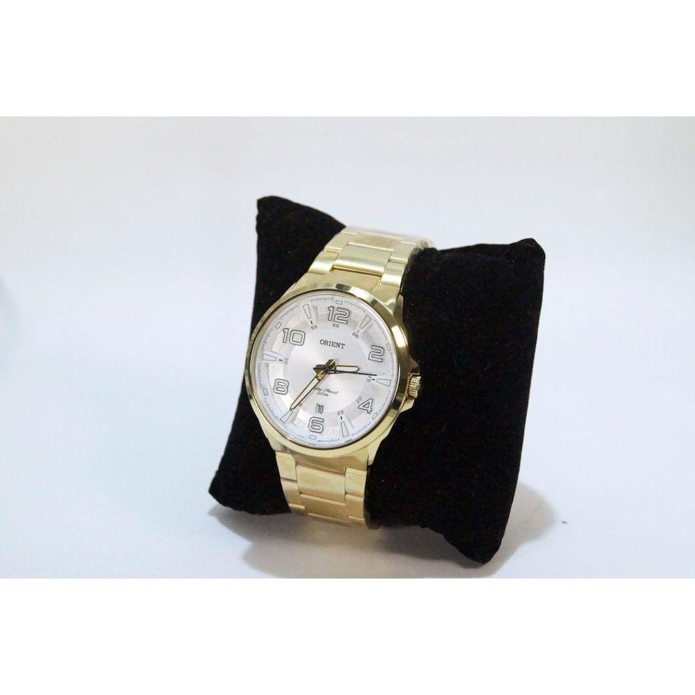 Relógio Masculino Orient MGSS1177 S2KX Dourado
