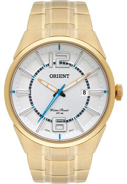 Relógio Masculino Orient MGSS1182 S2KX Dourado