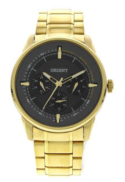 Relógio Masculino Orient MGSSM026-G1KX Dourado