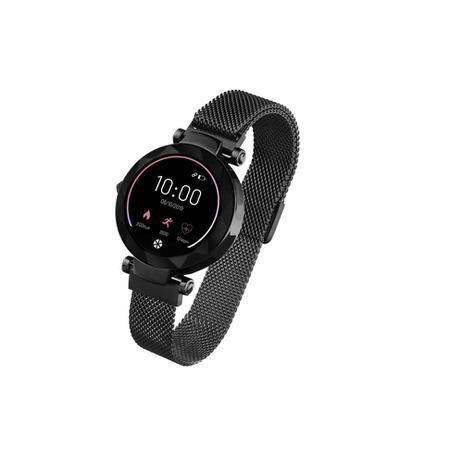 Relógio Smartwatch Paris Atrio Android/IOS Preto - ES267