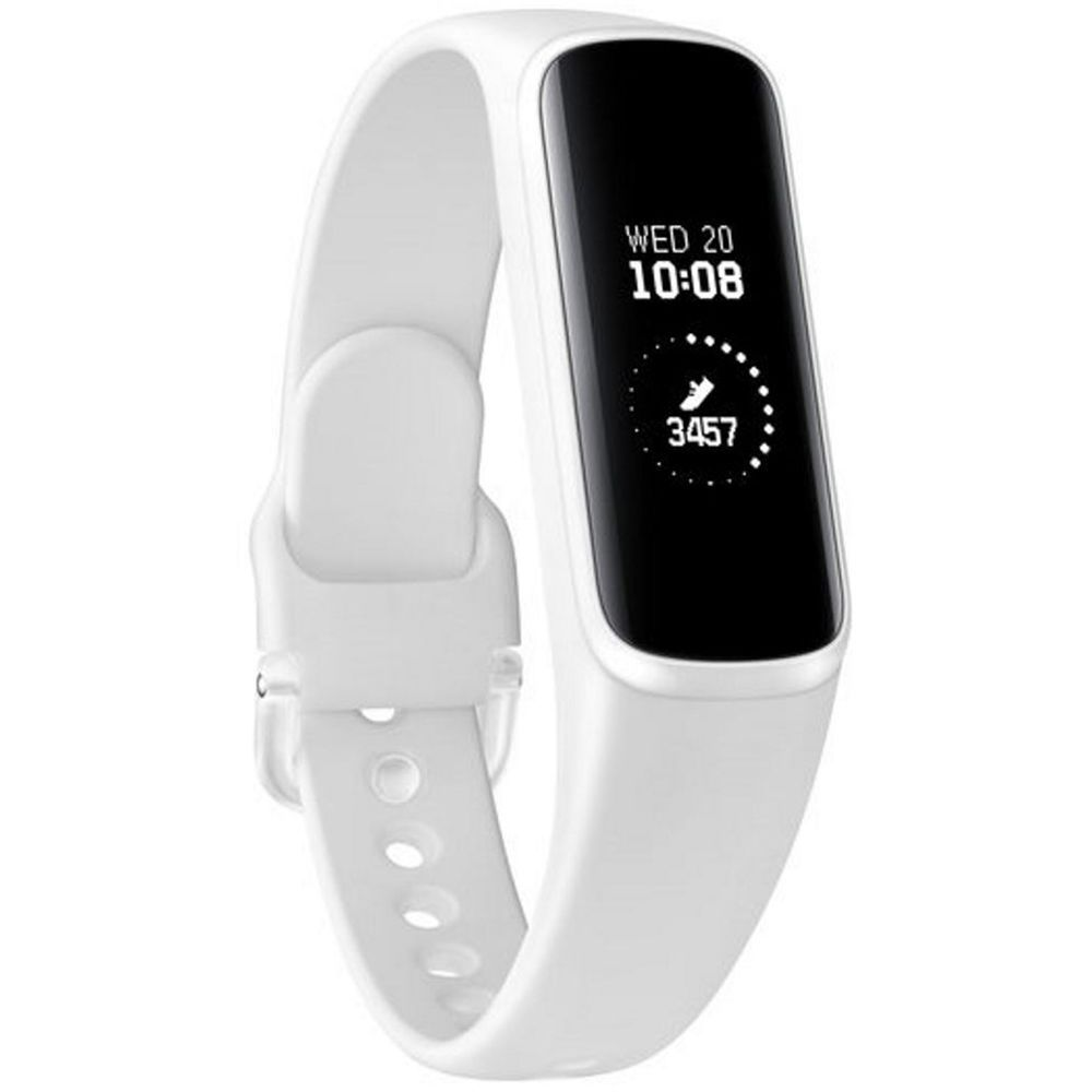 Smartwatch Band Samsung Galaxy Fit E Sm-r375 - Branco