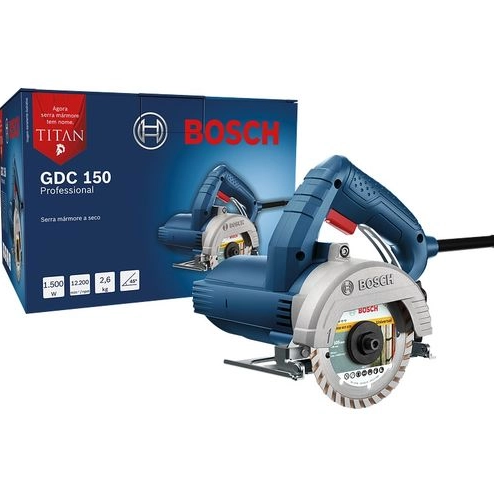Serra Marmore GDC 150 Bosch 127V