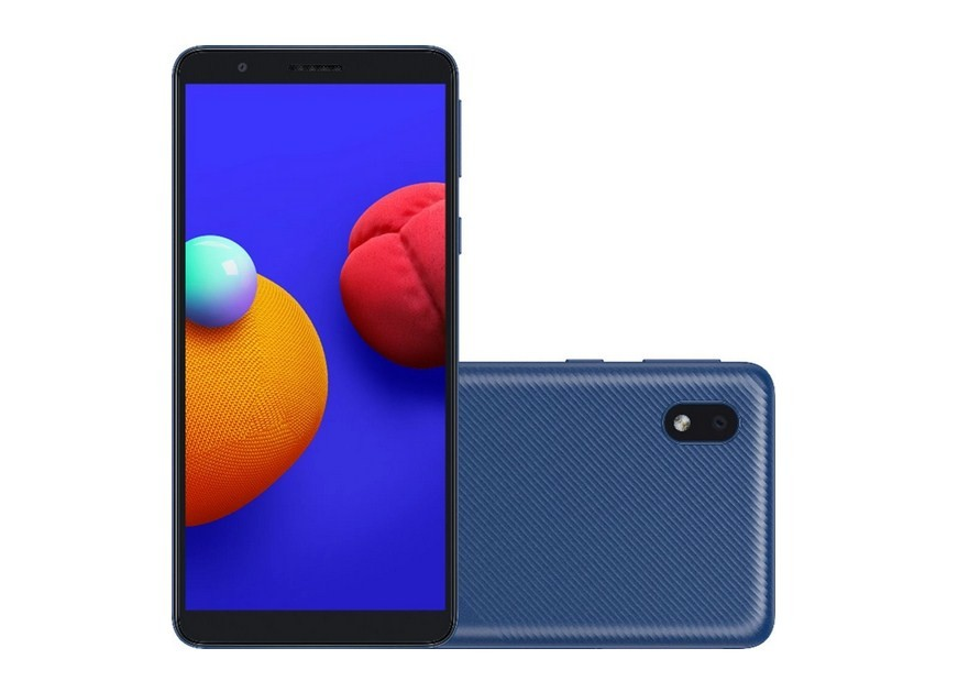 Smartphone Samsung Galaxy A01 A013M Core 32GB Azul