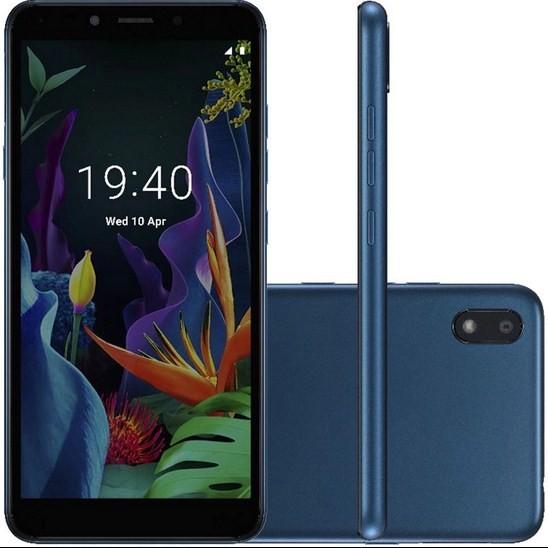 Smartphone LG K8 LMX120BMW Plus 16Gb 4G Azul