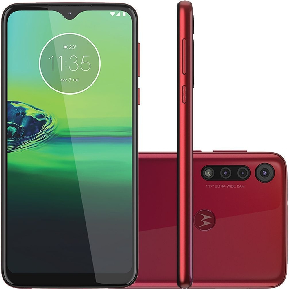 Smartphone Moto G8 Play 32GB Dual Chip Android Tela 6.2