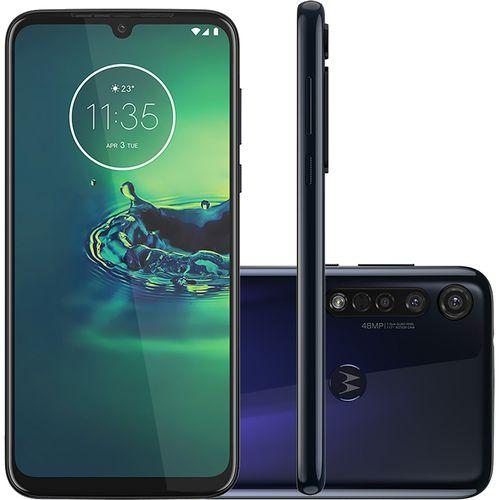 Smartphone Motorola Moto G8 Plus 64GB Dual Chip Android 6.3