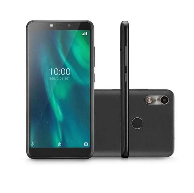 Smartphone Multilaser Multi F P9130 32GB Preto