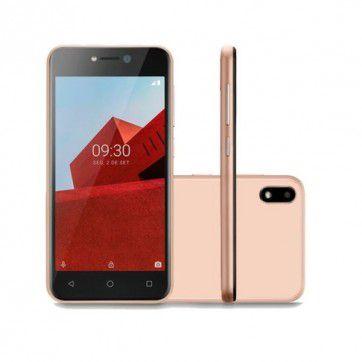 Smartphone Multilaser E 3G Quad Core Android 8.1 GO Cam 5Mp tela 5