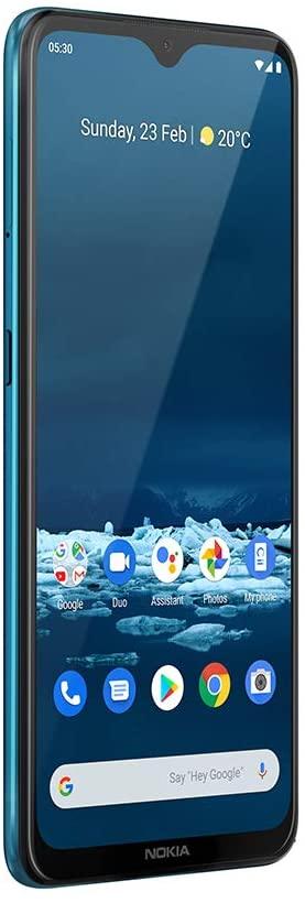 Smartphone Nokia NK009 4gb 128gb Verde Ciano