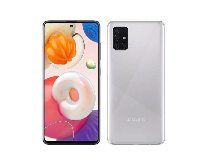 Smartphone Samsung Galaxy A51 128GB 4G Cinza
