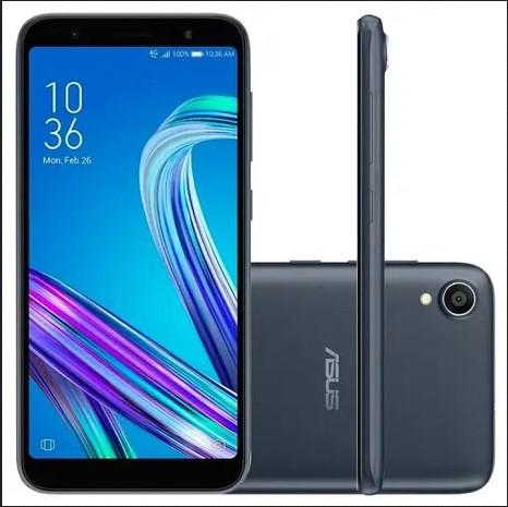 Smartphone Zenfone Live L2 Asus ZA550KL 2GB/32GB - Preto
