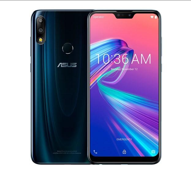 Smartphone Zenfone Max Pro M2 Asus ZB631KL 64GB - Dark