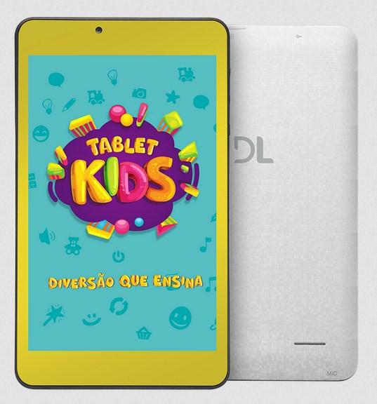 Tablet Infantil TX394BBV DL C10 7 8GB Quad Core Bc