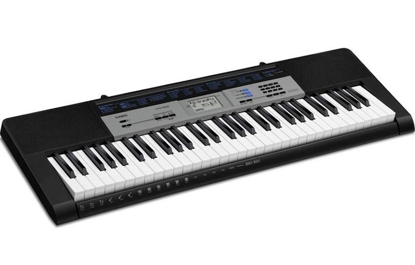 Teclado Digital Casio CTK-1550 k2