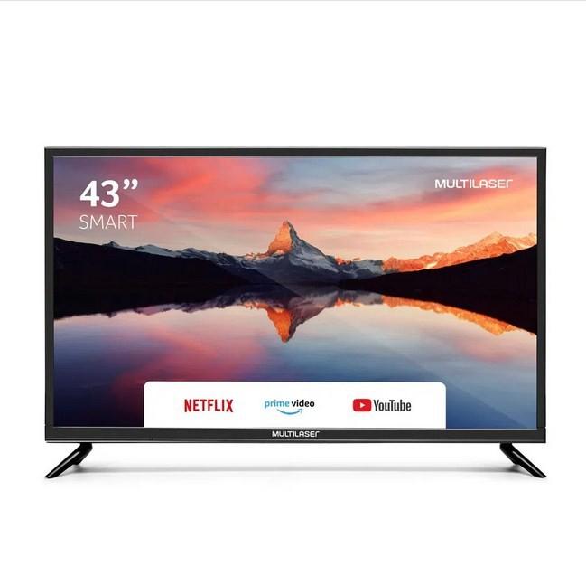 TV Multilaser 43