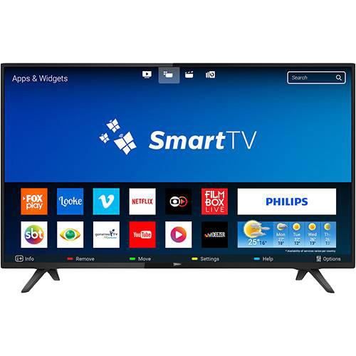 Televisor Philips Smart 32
