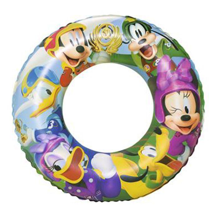 Boia Inflável Circular Disney Mickey 56Cm