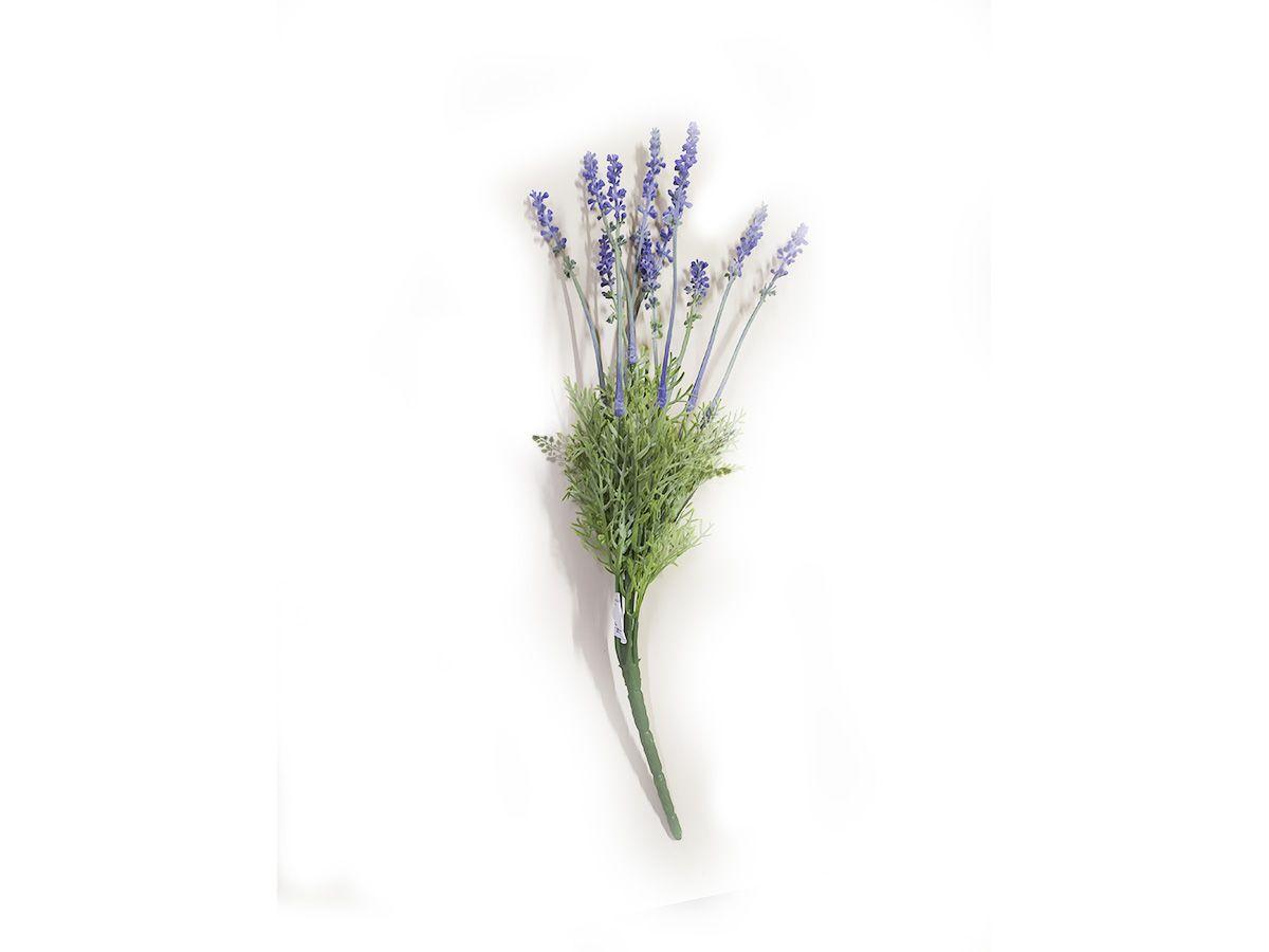 Buquê de Lavanda com 12 flores - 43 cm