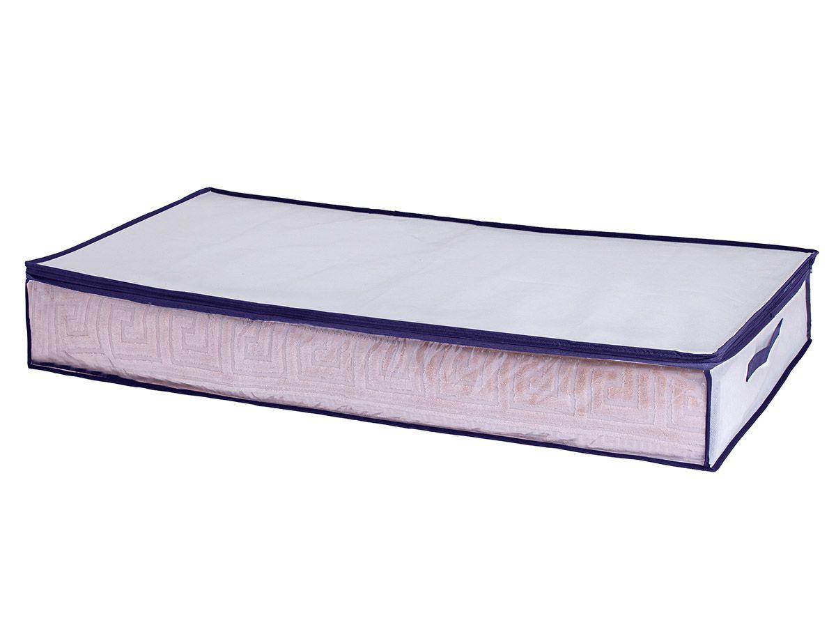 Caixa Organizadora TNT Multiuso com Visor - 100 x 50 x 15 cm