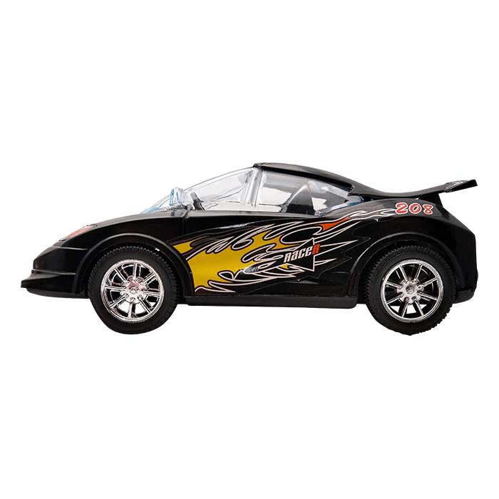 Carro A Fricção Racing Kit Com 5 Un