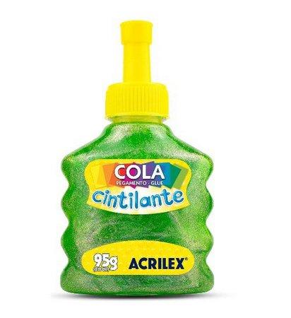 Cola Cintilante Verde 95G
