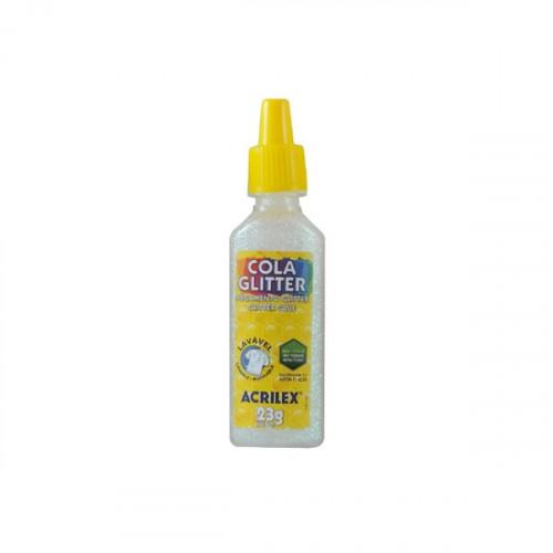 Cola Glitter Cristal 3G Unidade