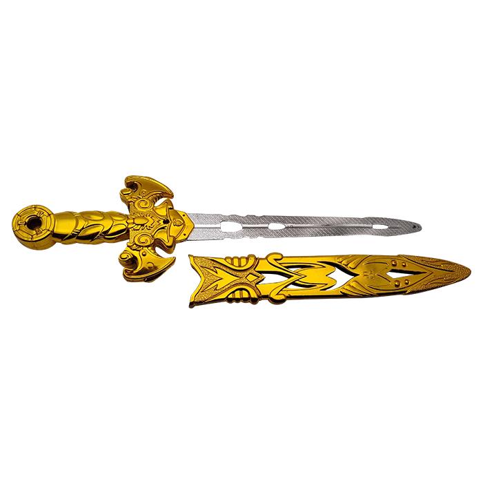 Espada Medieval Com Capa Kit Com 15 Un