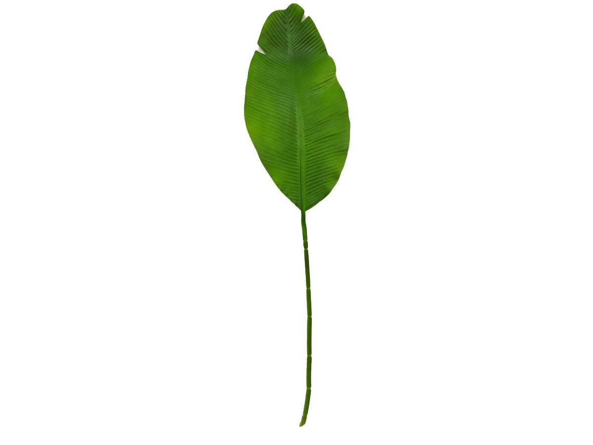 Folha de bananeira Verde - 94 cm