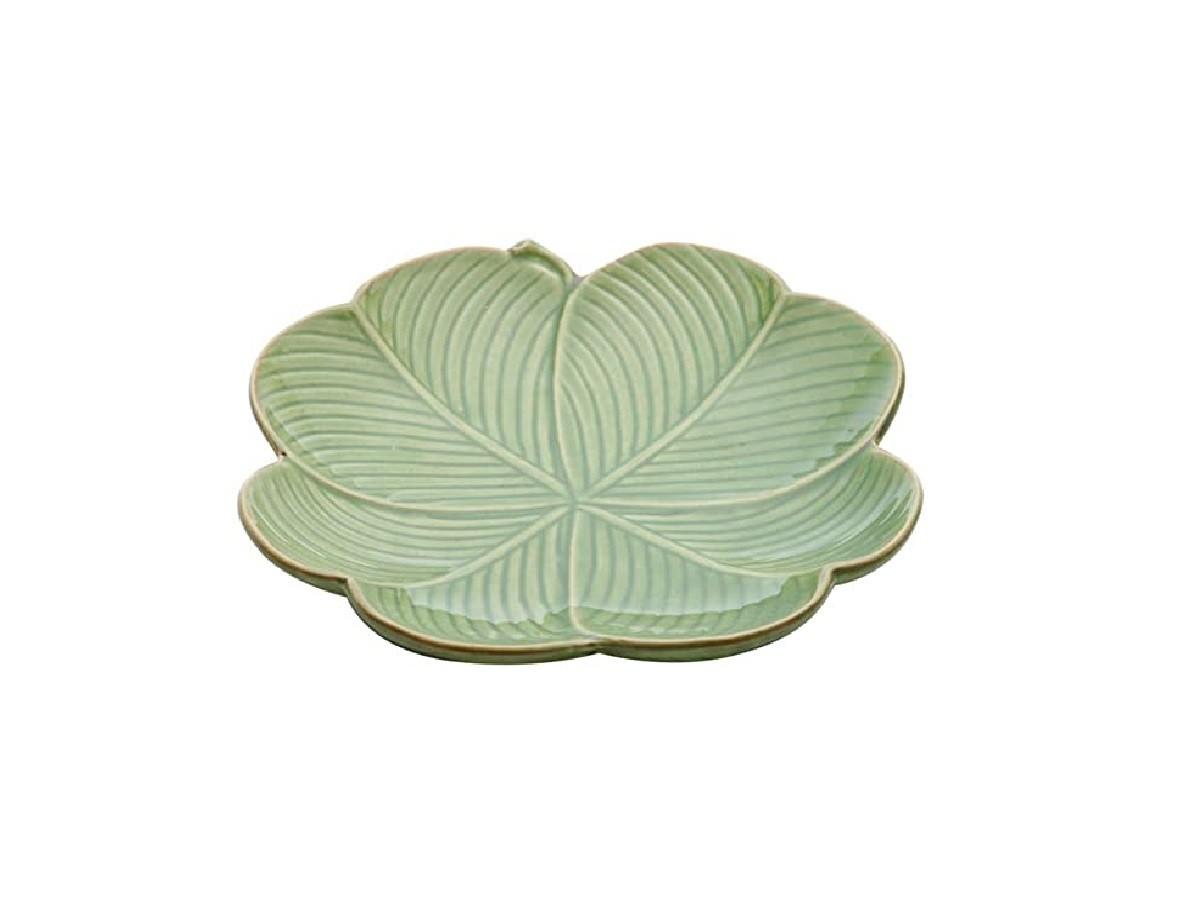 Folha Decorativa Banana Leaf 16 cm